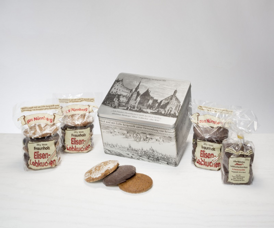 Nuremberg market chest