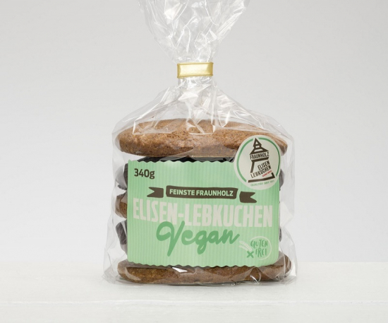 Elisen gingerbread vegan sorted