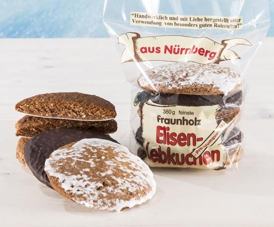 Mandel Elisen-Lebkuchen Sortiert