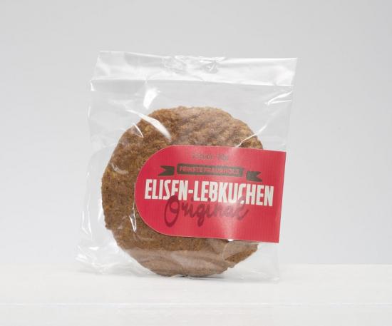 Original Elisen gingerbread - single piece (unglazed)