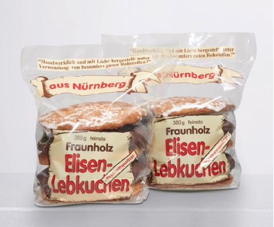 Sonderangebot: Elisen-Lebkuchen (10 Stück), die Originalen