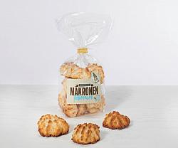 Coconut macaroons unglazed