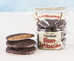 Elisen gingerbread chocolate