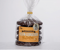 Elisen gingerbread chocolate on glutenfree wafer