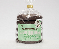 Elisen gingerbread vegan chocolate