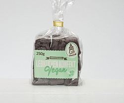 Elisen gingerbread confectionary vegan