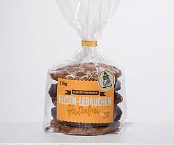Mandel Elisen-Lebkuchen 3-fach sortiert auf glutenfreier Oblate