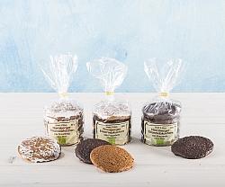 Elisen-Lebkuchen Bio Zuckerglasiert