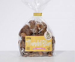 Mandel Bliss Cookies