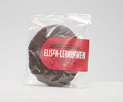 Original Elisen gingerbread - single piece (chocolate)