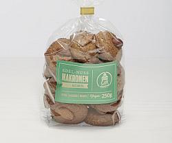 Triple nut macaroons