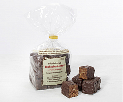 Elisen gingerbread confectionary chocolate